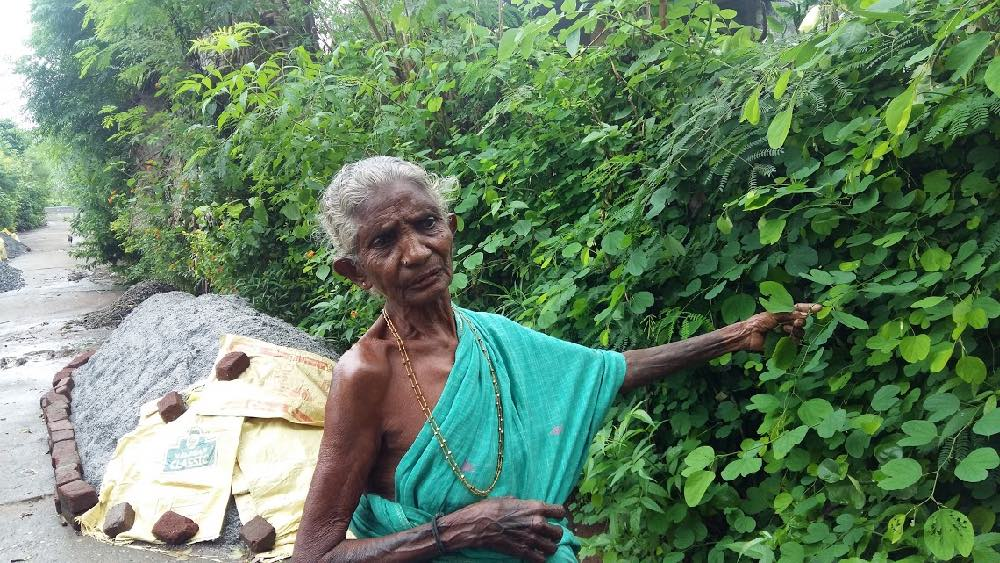 70-year-old Kanniamma recounts a time from before the Coca-Cola factory when they had sweet water in their wells