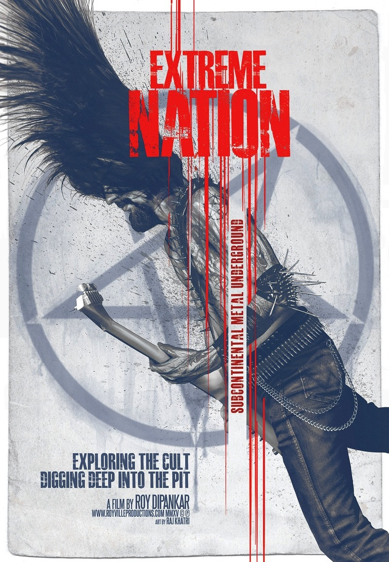 'Extreme Nation' poster. Image credit: Royville Productions.