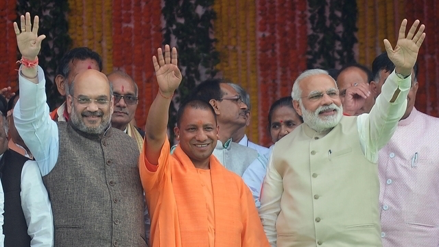 The Gorakhpur Lok Sabha seat was vacated by Chief Minister Adityanath last year. (Credit: Reuters)