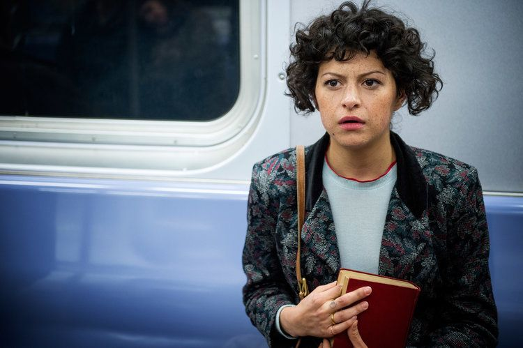 Alia Shawkat in 'Search Party'.