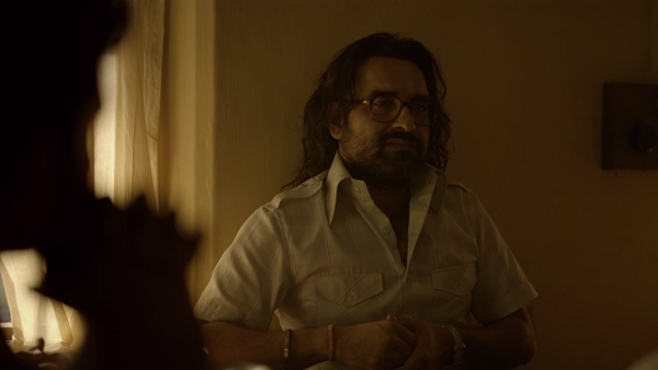 Pankaj Tripathi as Guru Ji. Credit: Netflix.