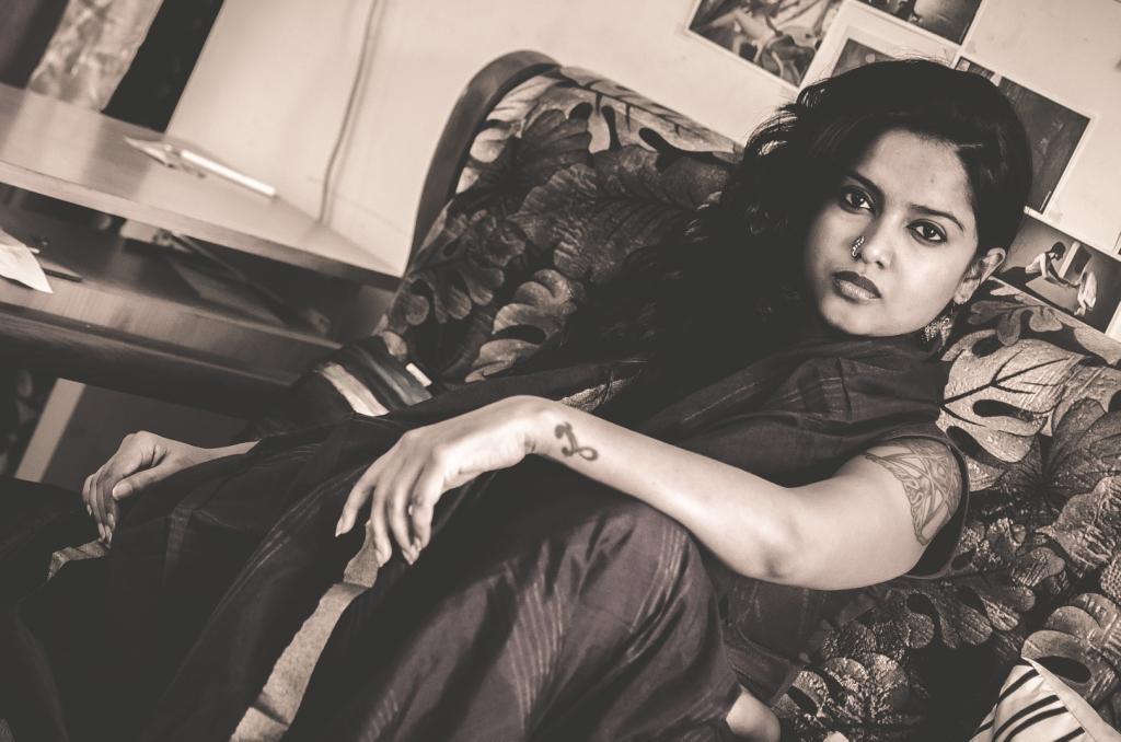 Jael Varma, Bengaluru. Photo credit: Sanjukta Basu.