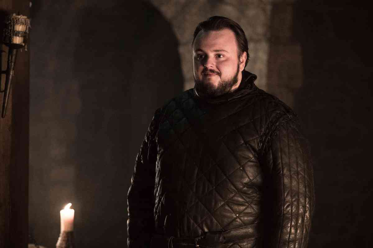 John Bradley as Samwell Tarly. Courtesy HBO.