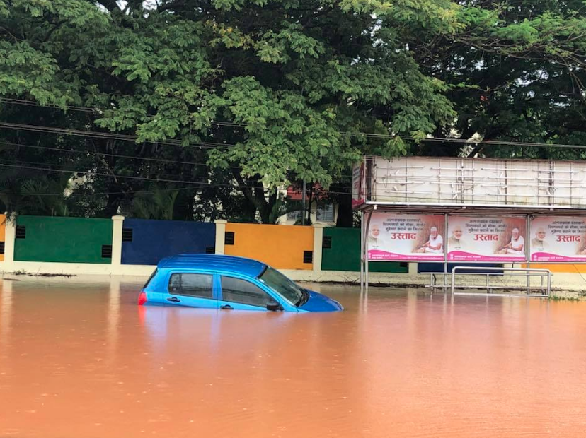Goa saw three spells of major flooding on June 20, June 28 and July 6. (Credit: Goa Speaks / Facebook)