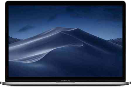 Apple MacBook Pro with Touch Bar (15-inch, 2019)