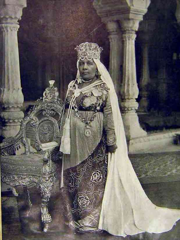 Sultan Jahan Begum. Photo credit: The Graphic/Wikimedia Commons [Public Domain].