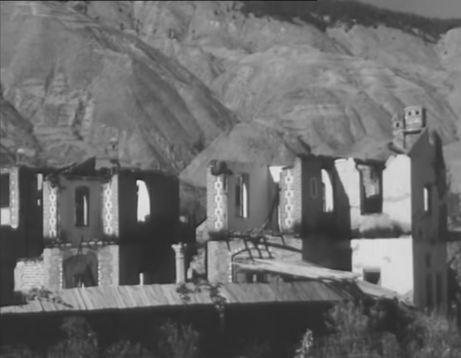 St Joseph's Convent in 1947. Image source: British Pathé/Youtube.
