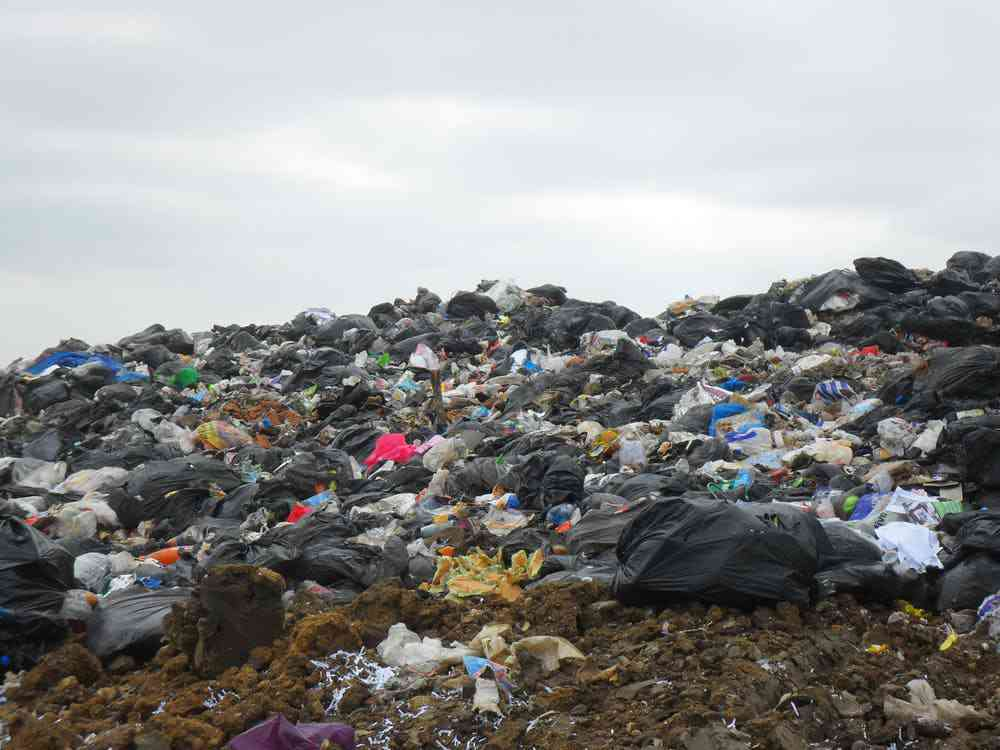 A landfill site in Essex, 2011. Photo credit: Katy Wheeler.,Author provided