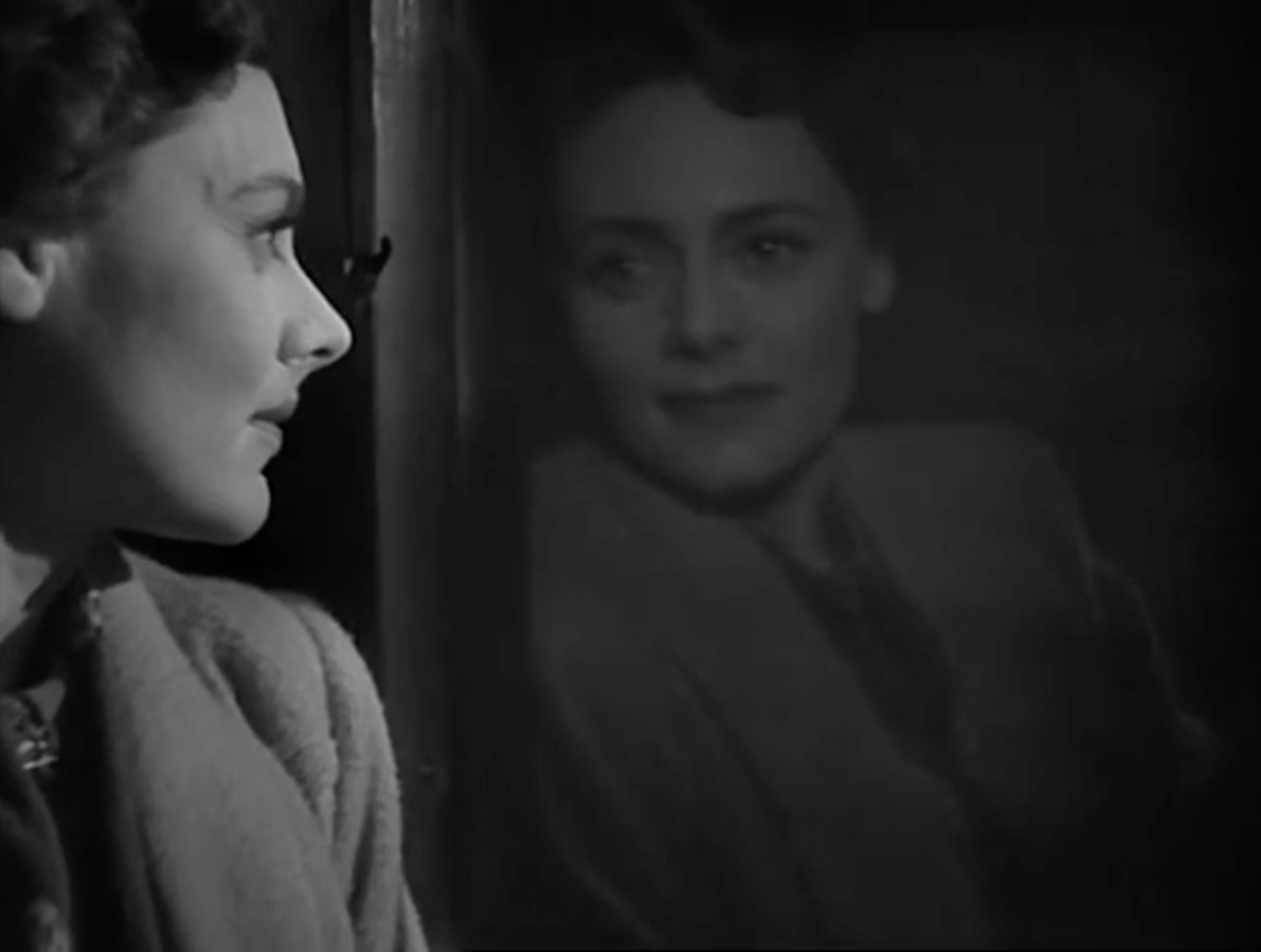 "A scene from ""Brief Encounter"""