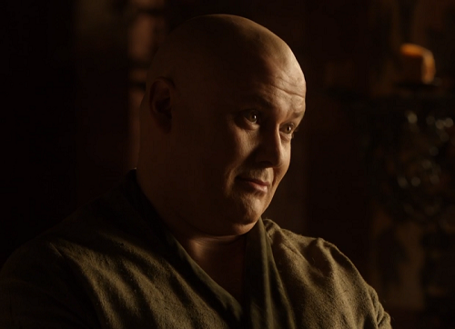 Varys (Conleth Hill). Courtesy HBO.