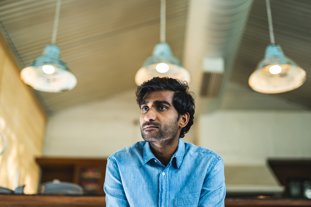 Prateek Kuhad. Photo credit: Gorkey Patwal.