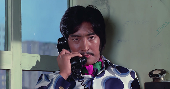 Danny Denzongpa in Khoon Khoon (1973).