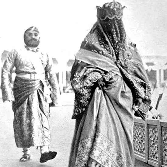 Sultan Jahan Begum. Photo credit: Wikimedia Commons [Public Domain]