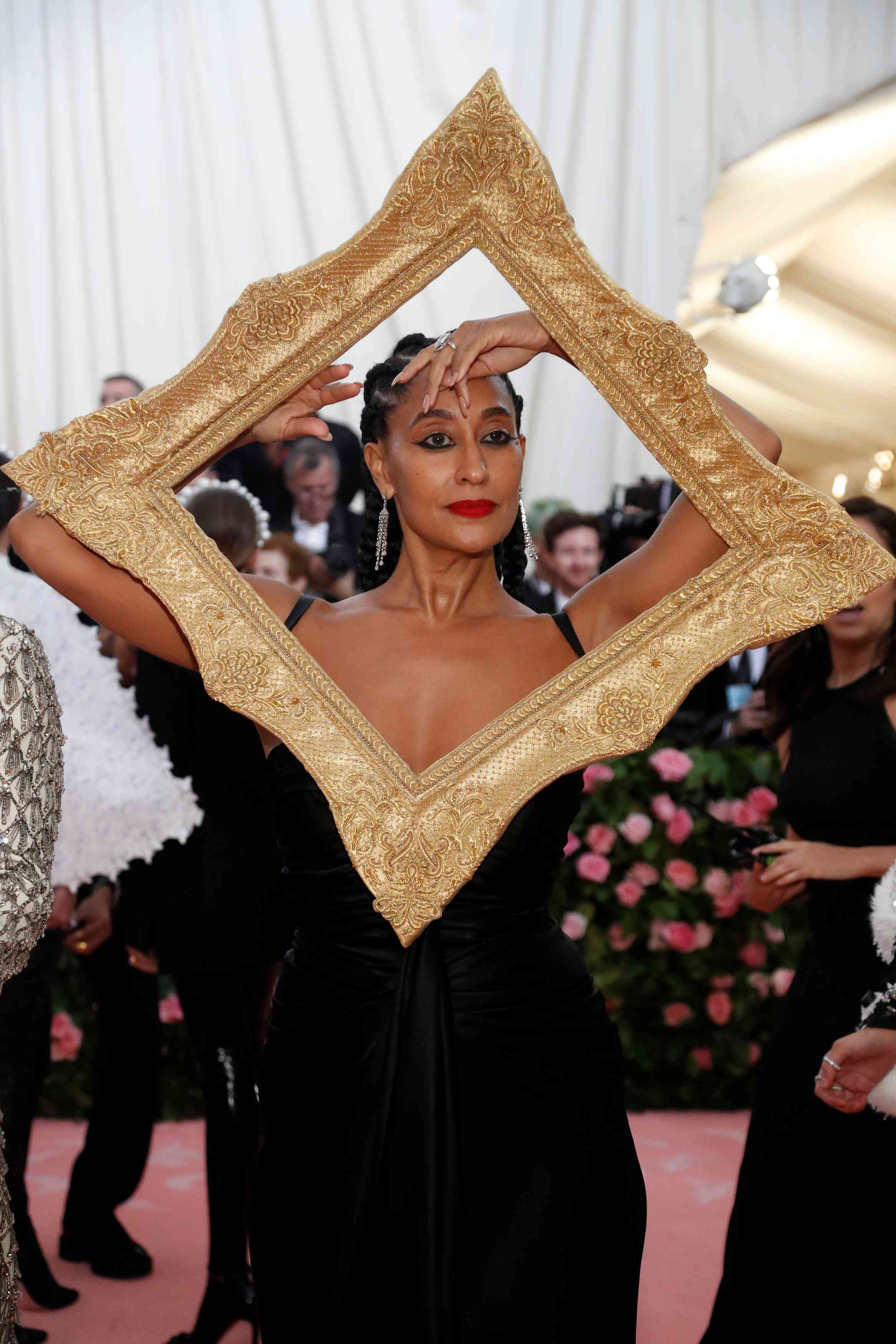 Tracee Ellis Ross at the Met Gala 2019 | Image credit: Mario Anzuoni / Reuters