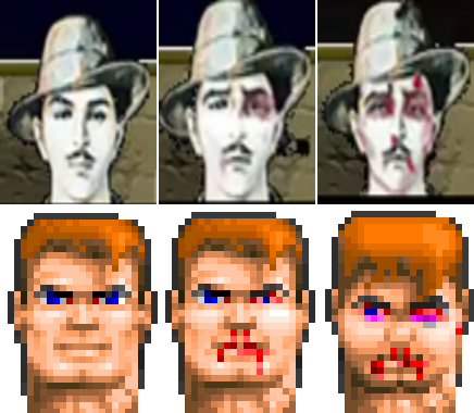 Similarities between Wolfenstein 3D and Bhagat Singh: The Game. (Credit: Neeraj Dikshit)