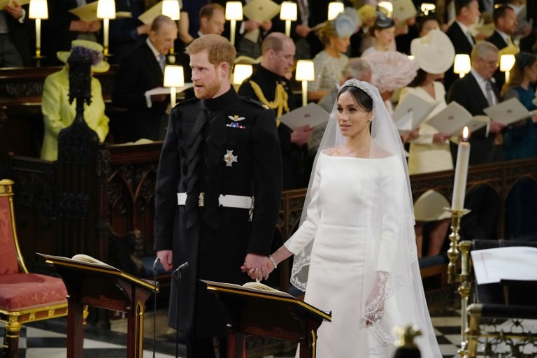 Megan And Harry Wedding.Prince Harry And Actor Megan Markle S Exchange Rings In Royal