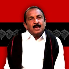 Who's who in Tamil Nadu elections: Vaiko