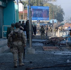 Islamic State claims attack near Pakistan consulate in Jalalabad, Afghanistan