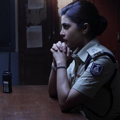 Film review: In the high-minded  flick 'Jai Gangaajal', Priyanka Chopra is overshadowed by Prakash Jha