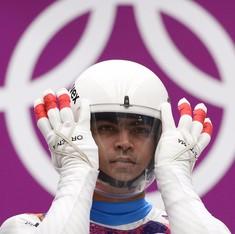 Shiva Keshavan achieves qualification standard for his sixth Winter Olympics