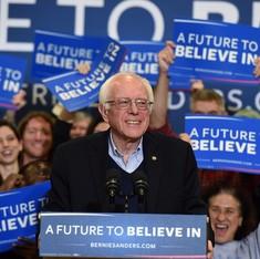 DNC email leak points to Democrats' bias against Bernie Sanders