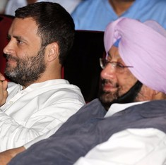 78% of people in Punjab are drug addicts, says state Congress chief Captain Amarinder Singh