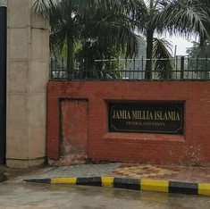 Delhi: Tension at Jamia Millia Islamia after rally against Jinnah
