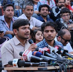 Sly insinuations, leaked photos: A desperate hunt for skeletons in Kanhaiya Kumar's closet