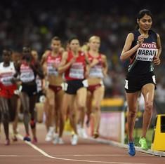 ललिता बब्बर ने रियो में इतिहास रचा, 3000 मीटर बाधा दौड़ के फाइनल में पहुंचीं