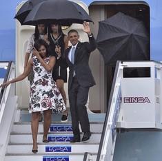 संबंध सुधारने की उम्मीद लिए 88 साल में पहली बार कोई अमेरिकी राष्ट्रपति क्यूबा पहुंचा