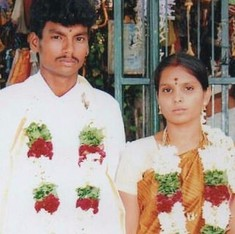 Widow of Dalit killed in Tamil Nadu's Tirupur district attempts suicide