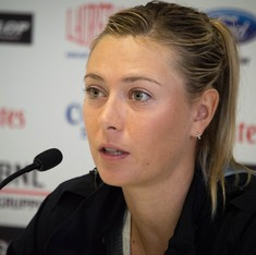 Maria Sharapova says she will not request wildcard for Wimbledon, will instead play qualifiers