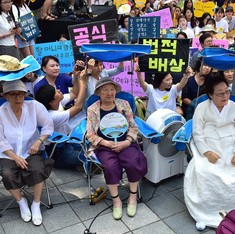 Japan, South Korea reach landmark deal on wartime 'comfort women'