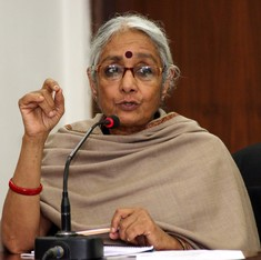 Activist Aruna Roy writes to Rajasthan chief minister over attack on Jawabdehi Yatra