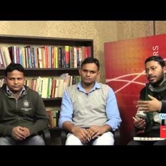 Meet the three students from Lucknow's Ambedkar University who forced PM Modi to react to Rohith Vemula's suicide