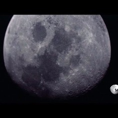 NASA's Unexplained Files: The music that Apollo 10 astronauts heard on the 'far side of the moon'