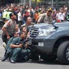 Jakarta blasts: Islamic State claims responsibility