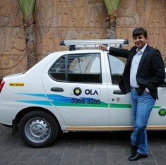 Ola rubbishes report claiming investors are selling their stakes to Uber