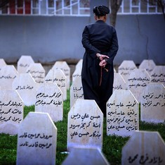 Haunted by the smell of apples: 28 years on, Kurds weep over Halabja massacre