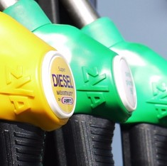 Fuel prices: Petrol up by 89 paise a litre, diesel by 86 paise