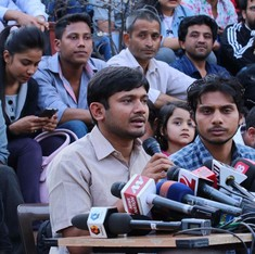 Kanhaiya Kumar served with notice by Pune Police, barred from making 'provocative speeches' in city