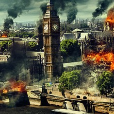 Film review: 'London Has Fallen' and we can't be bothered