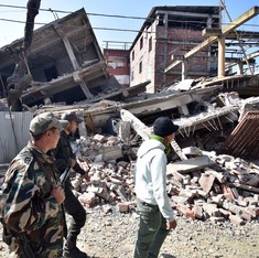North East earthquake: Eight killed, over 90 injured, rescue and relief operations on