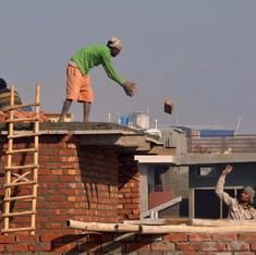 Why India's construction slowdown threatens to increase poverty