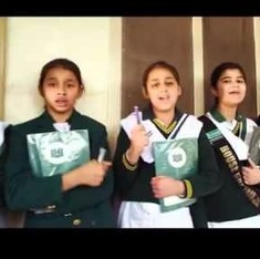 This beautiful tribute song to children murdered in  the Peshawar school massacre redefines revenge