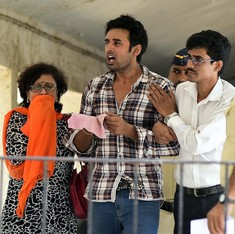 'Balika Vadhu' actor Pratyusha Banerjee's boyfriend Rahul Raj Singh booked for abetting suicide