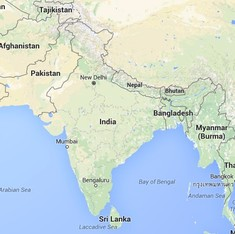 Producing an incorrect map of India could bring a Rs 100-crore fine, seven years in jail