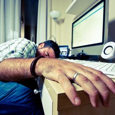Sleeping less than necessary should not be a badge of honour at the workplace