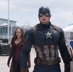 And you thought 'Captain America: Civil War' was yet another superhero movie