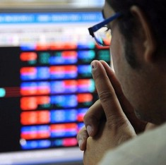 Sensex closes 600 points down after Brexit vote